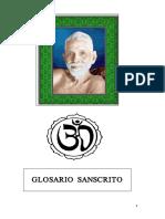 Glosario_SANSCRITO