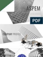 Group 1- Aspem Builders Corporation