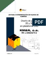 Lectura e Interpretación de Planos de Tuberías - Unidad I