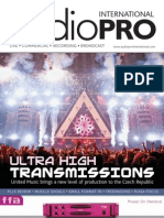 Audio Pro April 2010