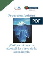 Tasa y curva de alcohol