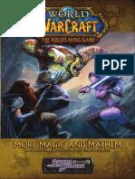 World Of Warcraft Rpg - More Magic & Mayhem.pdf