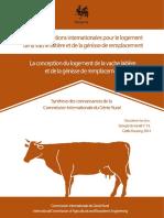 Logement Vache laitière
