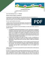 Actividad de Aprendizaje 3 Conservacion de Frutas y Hortalizas