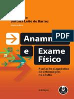 Livro Anamnese e Exame Fisico Alba Botura