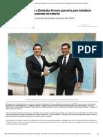 Prefeitura de Fortaleza e Embratur firmam parceria para fortalecer promoção da capital cearense no exterior