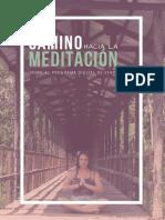 Camino hacia la meditación