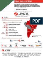 CRA JSL - Material Publicitário