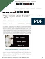 _Obras Completas- Cátedra de Epicuro_ Libro en PDF _ Arquetipo Digital