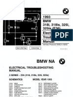 1993 BMW 318i - 318is - 325i - 325is  Electrical Troubleshooting Manual.pdf