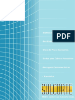Sulcorte Catalogo 2019