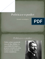 Política e Poder