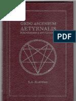 EA Koetting - Ordo Ascensum Aetyrnalis (Clearscan)