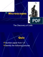 Microscope and cell theory , structure of a cell Ppts