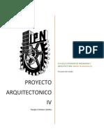Primera Recopilación de Metodología Arquitectónica Para Una Parroquia Cristiana
