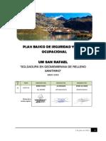 Plan Basico Sso Soldadura de Geomembrana en r