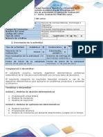 Guia de Actividades y Rúbrica de Evaluación -Post - Tarea - Evaluación Final Del Curso (1)
