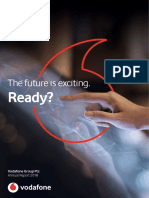 Vodafone Strategic Report 2018