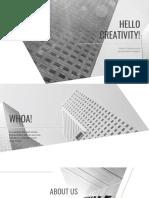 Black and White Architecture by Slidesgo