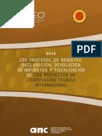Guía para el Manejo de Proyectos de Cooperación Técnica Internacional