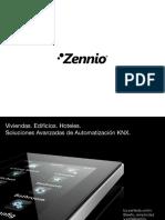 Zennio Presentación Empresa 2017