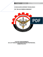 Plan de Asesoramiento 2019-I Dr. Vasquez Espinoza Juan Manuel Carreras Adm. Hotelera, Adm. Recu. Forestales e Indus. Alim.