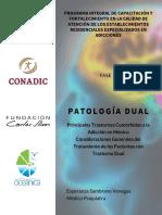 Tema. Diagnóstico Patología Dual