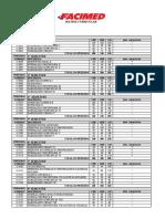 Medicina Matriz Curricular 20172a