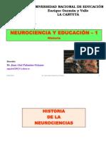 Neurociencias y Educacion 1 Historia