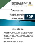 Caso Clinico 1 GO