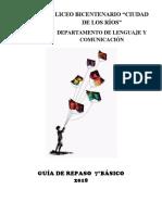 Guía Lenguaje