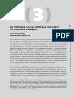 DEL APRENDIZAJE PASIVO AL APRENDIZAJE COMPRENSIVO. LOS DISPOSITIVOS ACADÉMICOS.pdf