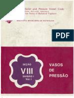 ASME VIII PORTUGUES