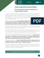 Release Estudo Fretamento
