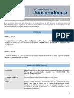 Prescrição Intercorrente STJ