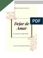 Dejar de Amar E Book