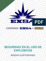 Exa Explosivos