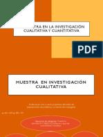 Muestra Cuantitativa - Cualitativa (1)