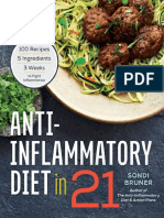 Anti-Inflammatory Diet in 21 - Rockridge Press