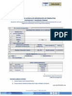 SOLICITUD DE LICENCIA DE IMPORTACIÓN DE PRODUCTOS,.docx