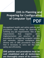 Plan and Prepare for Configuration