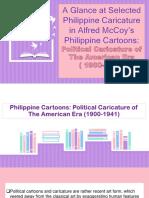 Philippine Caricature