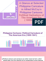 Philippine Caricature - Readings in Philippine History