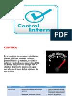 1. Concepto y Tipos Control