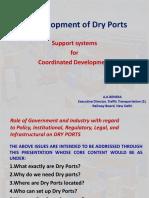 dry ports