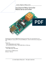 Usb1relay Manual