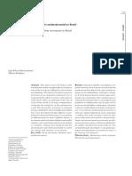 O movimento antimanicomial no Brasil.pdf