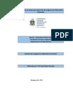 Guia No. 4 Amortizacion Financiera y Fondo