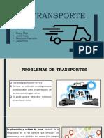 Logistica Presentacion Transporte