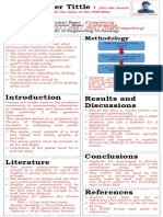 k. Bachelor Degree Project II Poster Presentation Guidelines